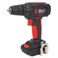 Cordless Drill/Driver Ø10mm 14.4V 1.3Ah Lithium-ion 2-Speed.  CP14VLD